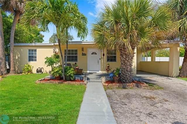 5131 NE 19th Ter, Pompano Beach, FL 33064 (#F10283830) :: Michael Kaufman Real Estate