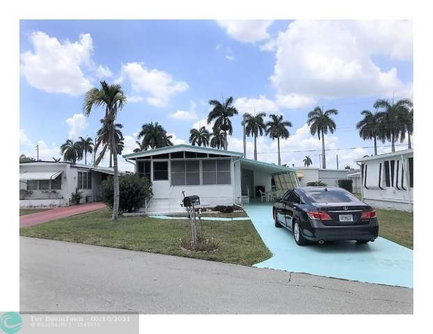 8541 SW 18th Ct, Davie, FL 33324 (#F10283832) :: Posh Properties