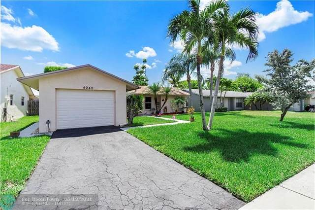 4040 NW 93rd Way, Sunrise, FL 33351 (MLS #F10283841) :: Berkshire Hathaway HomeServices EWM Realty