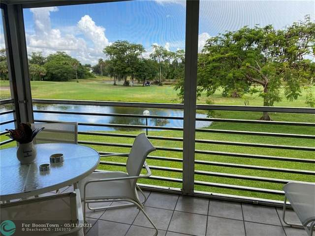 3505 Oaks Way #211, Pompano Beach, FL 33069 (#F10283866) :: Posh Properties