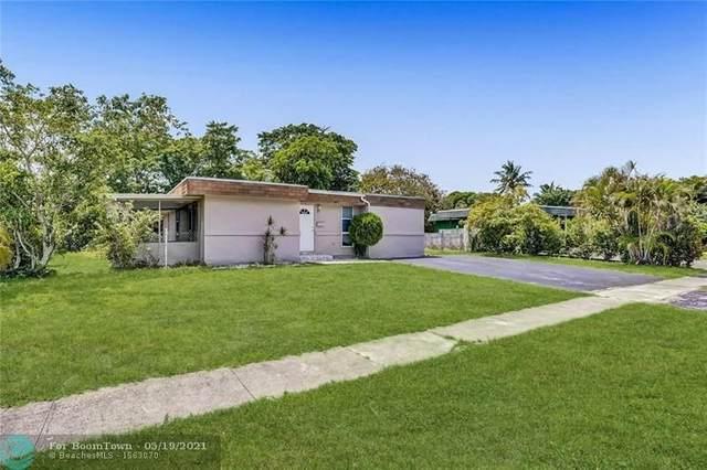 7901 NW 66TH TE, Tamarac, FL 33321 (#F10283886) :: Michael Kaufman Real Estate