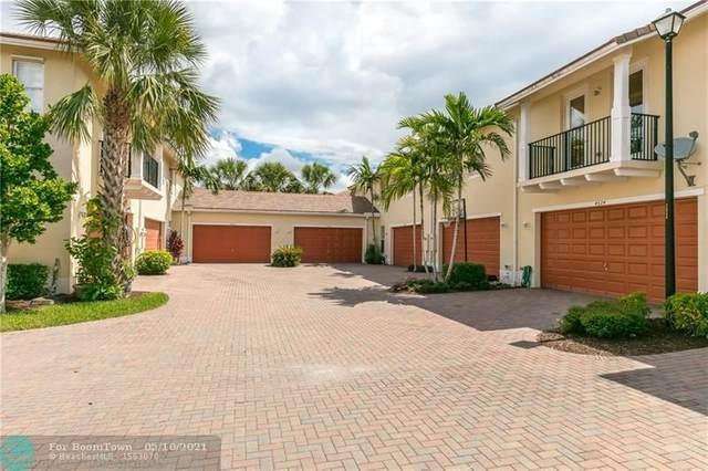 4524 Monarch Way #4524, Coconut Creek, FL 33073 (#F10283888) :: Ryan Jennings Group