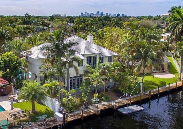 2809 NE 24th St, Fort Lauderdale, FL 33305 (MLS #F10283889) :: Dalton Wade Real Estate Group