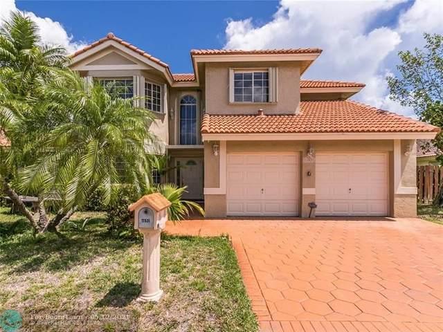 11531 SW 10th St, Pembroke Pines, FL 33025 (MLS #F10283942) :: GK Realty Group LLC