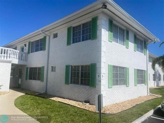 1851 NE 62nd St #508, Fort Lauderdale, FL 33308 (MLS #F10283954) :: Patty Accorto Team