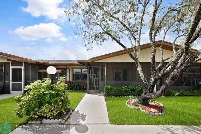 5772 Doris Ct #5772, Delray Beach, FL 33484 (#F10283960) :: Posh Properties