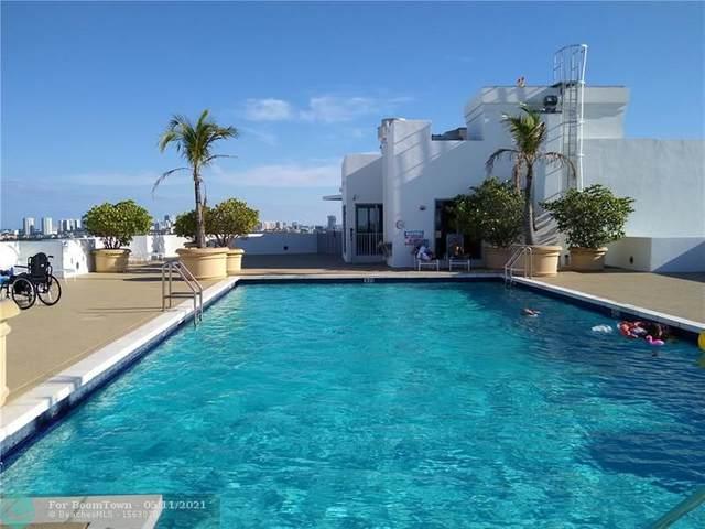1830 Radius Dr #1218, Hollywood, FL 33020 (#F10283970) :: Baron Real Estate