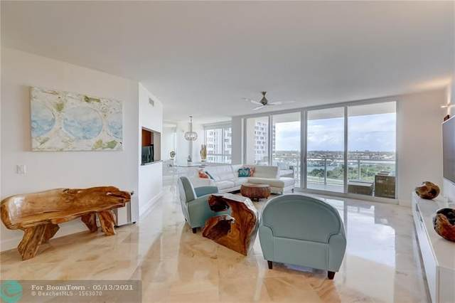 2845 NE 9th St #906, Fort Lauderdale, FL 33304 (MLS #F10284030) :: Berkshire Hathaway HomeServices EWM Realty