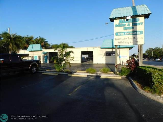 5850 Stirling Rd, Hollywood, FL 33021 (#F10284037) :: Posh Properties