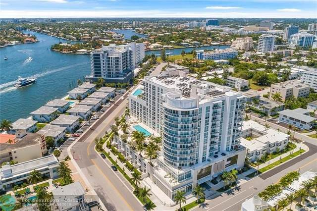 401 N Birch Rd Th3, Fort Lauderdale, FL 33304 (MLS #F10284052) :: The Howland Group