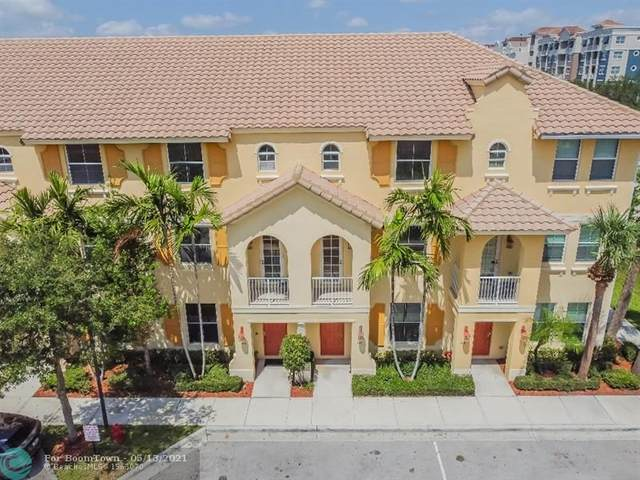 1550 Via De Pepi #1550, Boynton Beach, FL 33426 (MLS #F10284060) :: Miami Villa Group