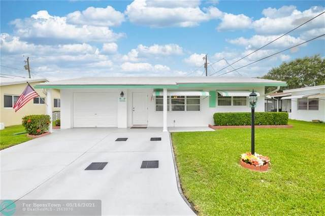 5402 NW 26th Ave, Tamarac, FL 33309 (#F10284072) :: Michael Kaufman Real Estate