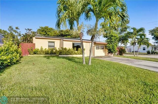 5333 N Andrews Ave, Oakland Park, FL 33309 (#F10284103) :: Michael Kaufman Real Estate