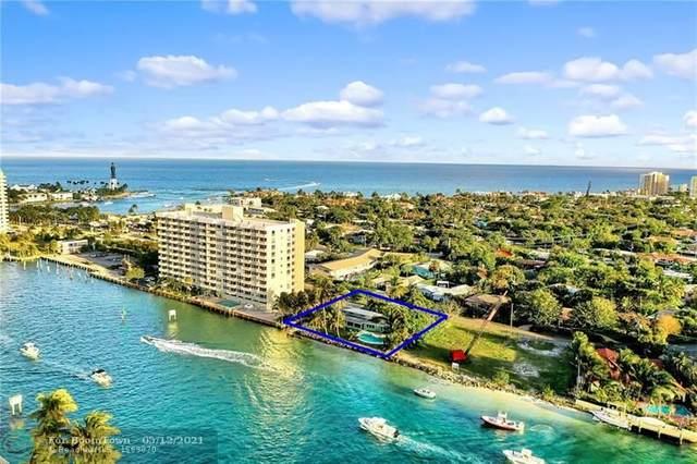 2605 N Riverside Dr, Pompano Beach, FL 33062 (MLS #F10284131) :: GK Realty Group LLC