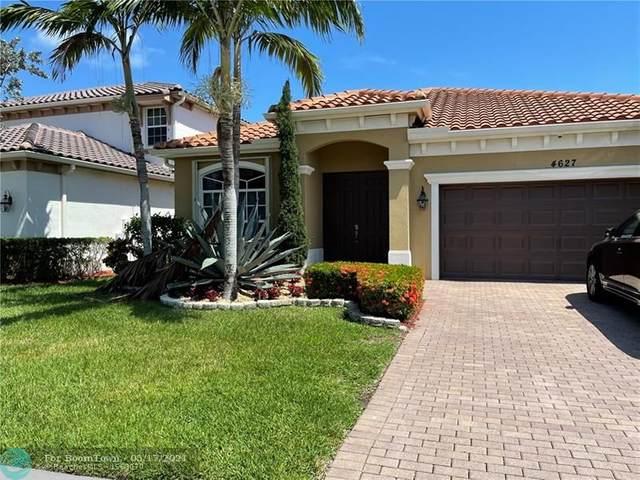 4627 Capital Drive, Lake Worth, FL 33463 (MLS #F10284190) :: Castelli Real Estate Services