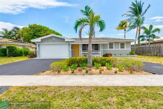 400 SE 6th Ave, Pompano Beach, FL 33060 (MLS #F10284205) :: Berkshire Hathaway HomeServices EWM Realty