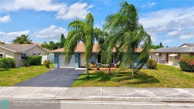 9607 NW 81 St, Tamarac, FL 33321 (MLS #F10284259) :: Castelli Real Estate Services