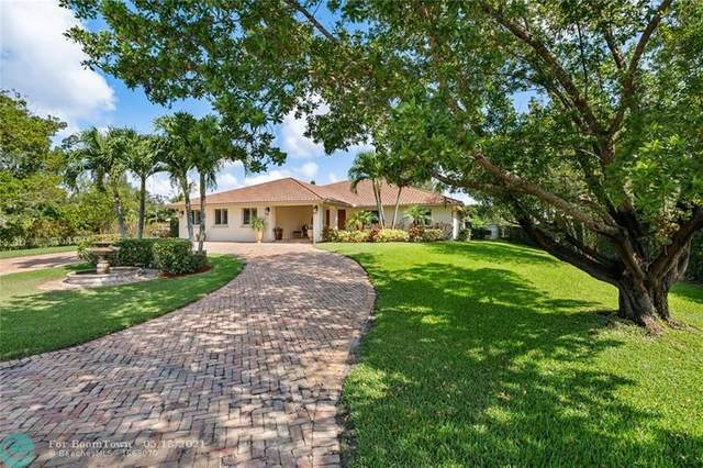 13501 SW 29th St, Davie, FL 33330 (MLS #F10284265) :: The Howland Group