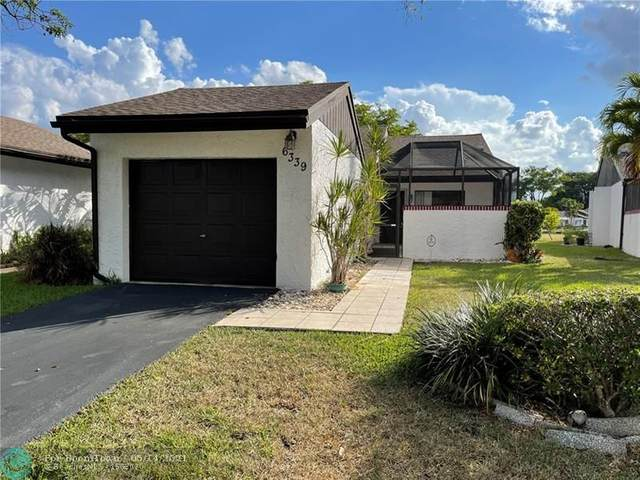 6339 W Pinehurst Cir W E35, Tamarac, FL 33321 (#F10284270) :: Treasure Property Group