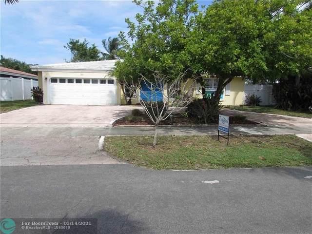 510 SE 7th Ave, Pompano Beach, FL 33060 (MLS #F10284301) :: Berkshire Hathaway HomeServices EWM Realty
