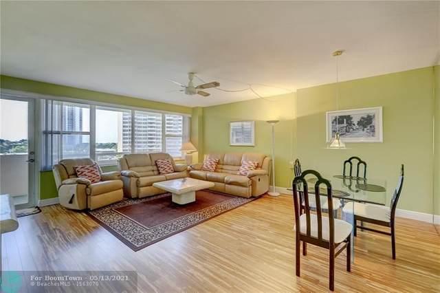 3300 NE 36th St #620, Fort Lauderdale, FL 33308 (#F10284321) :: Posh Properties