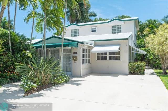 608 SW 12th Ct, Fort Lauderdale, FL 33315 (MLS #F10284337) :: Dalton Wade Real Estate Group