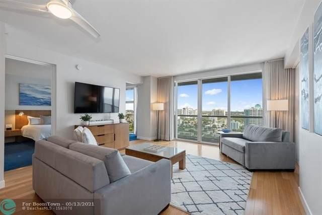 3101 Bayshore Dr #1506, Fort Lauderdale, FL 33304 (MLS #F10284338) :: Berkshire Hathaway HomeServices EWM Realty