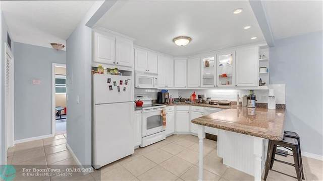 5208 NE 24th Ter F-202, Fort Lauderdale, FL 33308 (#F10284357) :: DO Homes Group