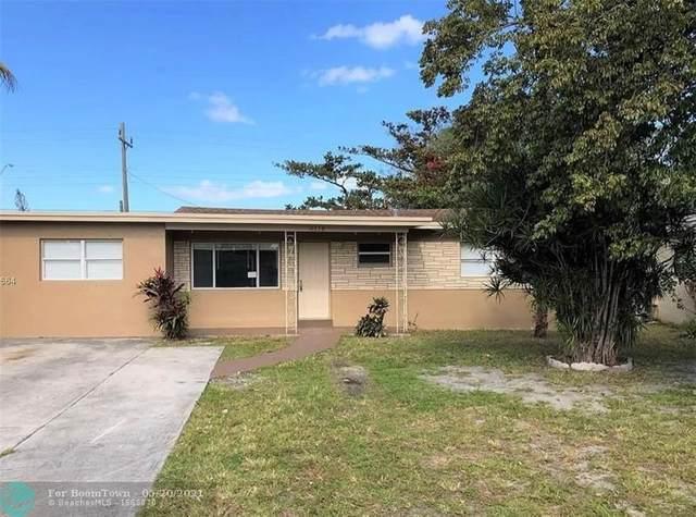 6119 SW 18th St, Miramar, FL 33023 (#F10284358) :: Michael Kaufman Real Estate