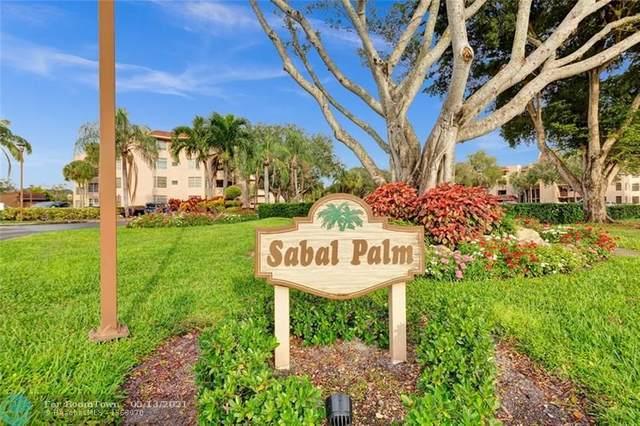 1920 Sabal Palm Dr #306, Davie, FL 33324 (#F10284362) :: DO Homes Group