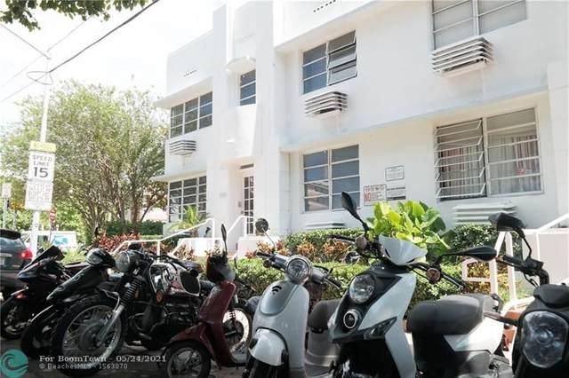 500 14th St #207, Miami Beach, FL 33139 (MLS #F10284371) :: Castelli Real Estate Services