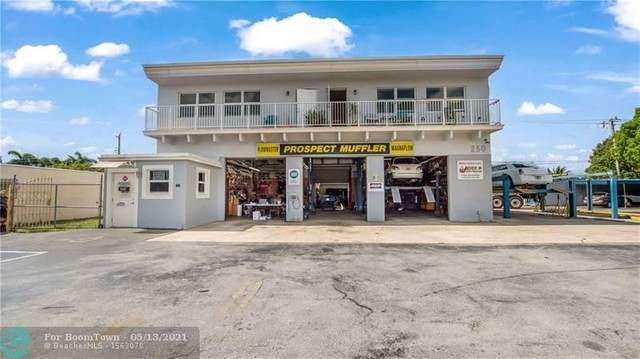 250 NE 44th St, Oakland Park, FL 33334 (#F10284383) :: Michael Kaufman Real Estate