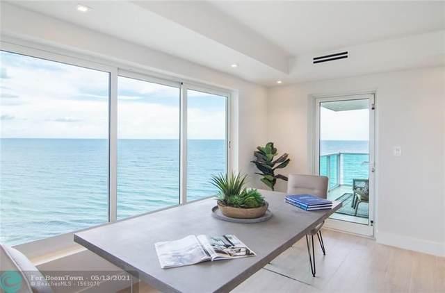 1151 N Fort Lauderdale Beach Blvd 16A, Fort Lauderdale, FL 33304 (MLS #F10284393) :: Berkshire Hathaway HomeServices EWM Realty