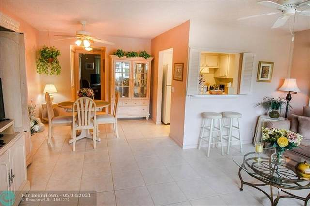 216 Newport M #216, Deerfield Beach, FL 33442 (MLS #F10284404) :: Castelli Real Estate Services