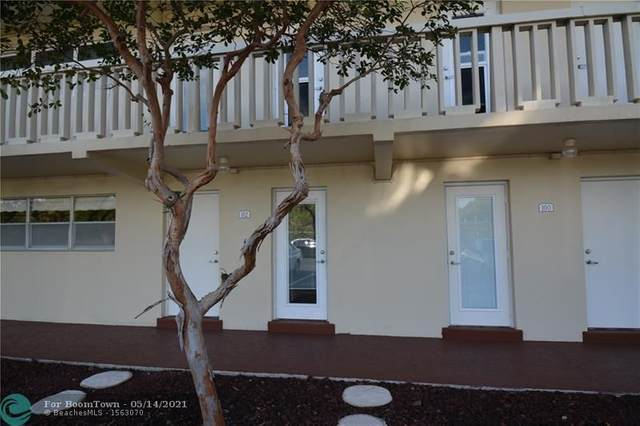 1100 SW 12th St #102, Fort Lauderdale, FL 33315 (#F10284405) :: The Reynolds Team | Compass