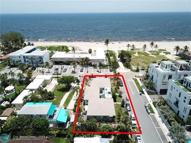 517 Briny Ave, Pompano Beach, FL 33062 (MLS #F10284473) :: Adam Docktor Group