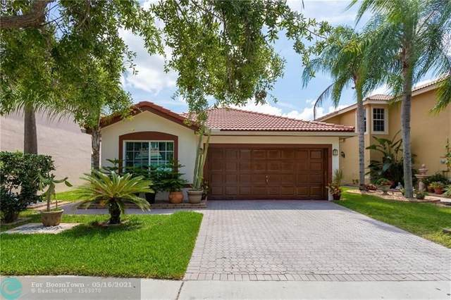 5303 NW 117th Ave, Coral Springs, FL 33076 (#F10284533) :: Ryan Jennings Group