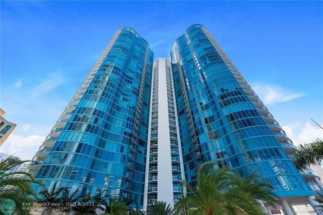333 Las Olas Way #2508, Fort Lauderdale, FL 33301 (#F10284590) :: Real Treasure Coast