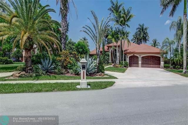3880 SW 106th Ter, Davie, FL 33328 (#F10284601) :: Michael Kaufman Real Estate