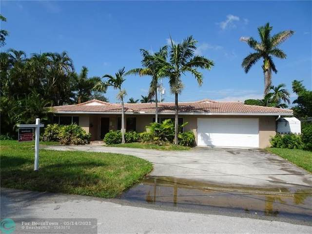 2457 NE 27th Ter, Fort Lauderdale, FL 33305 (#F10284618) :: DO Homes Group