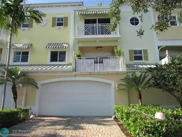708 SE 15th St #2, Fort Lauderdale, FL 33316 (#F10284622) :: The Power of 2 | Century 21 Tenace Realty
