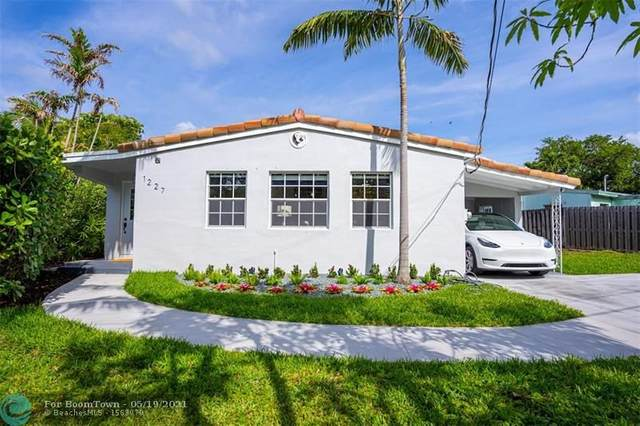 1227 SW 19th Ave, Fort Lauderdale, FL 33312 (#F10284653) :: Michael Kaufman Real Estate