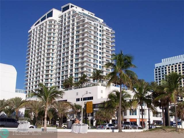 505 N Fort Lauderdale Beach Blvd #226, Fort Lauderdale, FL 33304 (MLS #F10284667) :: Berkshire Hathaway HomeServices EWM Realty