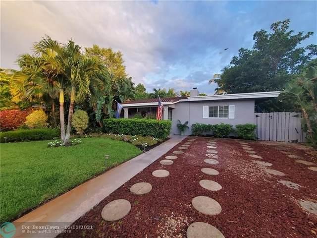 208 NE 16th Ct, Fort Lauderdale, FL 33305 (#F10284668) :: Michael Kaufman Real Estate
