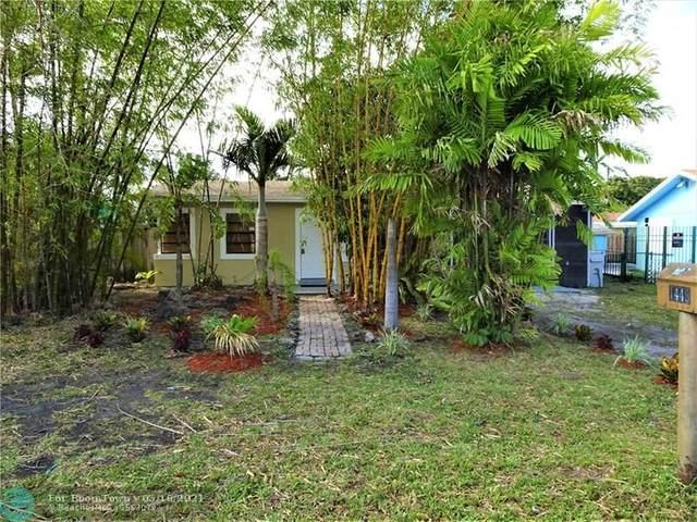 1448 NE 29th St, Pompano Beach, FL 33064 (#F10284726) :: Michael Kaufman Real Estate