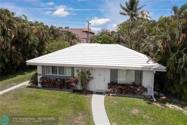 4524 Seagrape Dr, Lauderdale By The Sea, FL 33308 (#F10284741) :: Real Treasure Coast