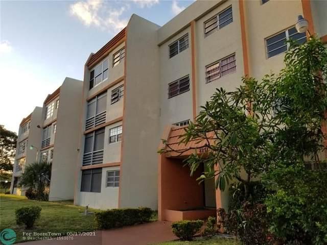 2201 NW 41 Avenue #208, Lauderhill, FL 33313 (#F10284886) :: Michael Kaufman Real Estate