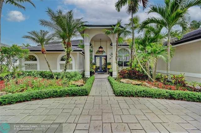 12762 NW 13 Court, Coral Springs, FL 33071 (#F10284899) :: Michael Kaufman Real Estate