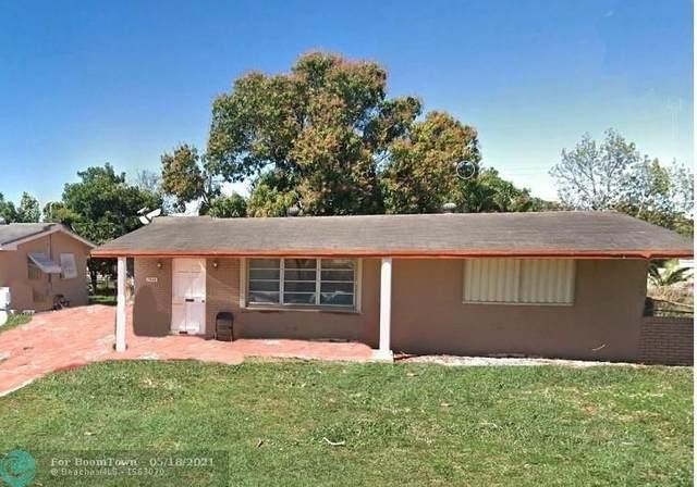 7945 Meridian St, Miramar, FL 33023 (#F10284990) :: Michael Kaufman Real Estate