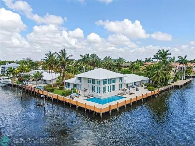 3080 NE 39th St, Fort Lauderdale, FL 33308 (#F10285035) :: Michael Kaufman Real Estate